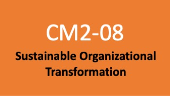 Course 08: Enabling Digital Transformation